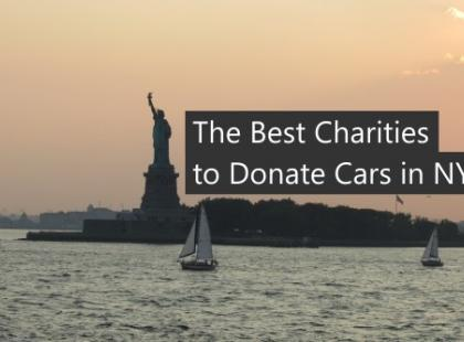 The Best Car Donation Charities in NY and NYC