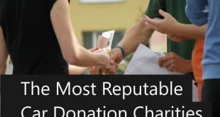 Reputable Car Donation Charities
